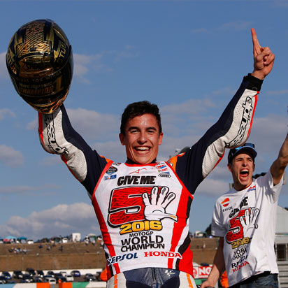 What you missed from Marc Márquez's World Championship