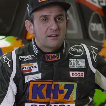 Isidre Esteve is ready for Dakar