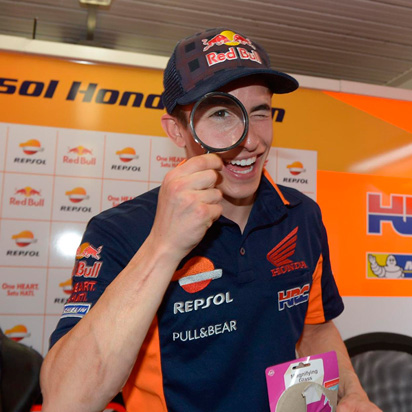 Marc's (never-before-heard) secrets behind his six World Championships wins