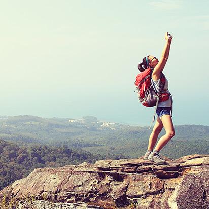 Así sería tu Instagram si fueras blogger de viajes