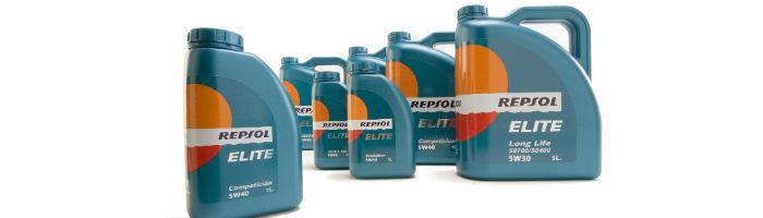 Los lubricantes Repsol tienen el sello de máxima calidad