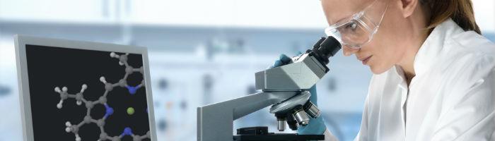 Los investigadores estudian en el laboratorio el comportamiento de los materiales