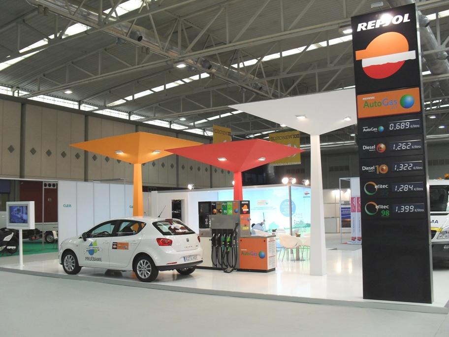 Repsol presenta una tecnología para incorporar componentes de origen renovable en el AutoGas