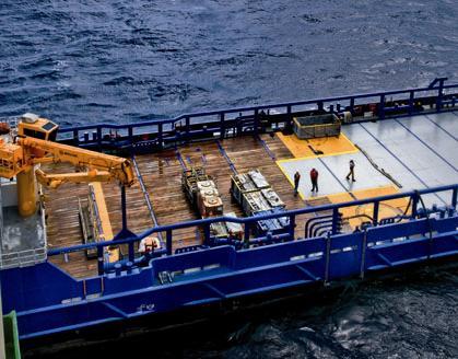 Repsol investiga soluciones para evitar daños en el interior de los tanques de almacenamiento de gas offshore