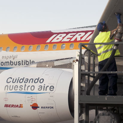 Bioqueroseno para un vuelo sostenible