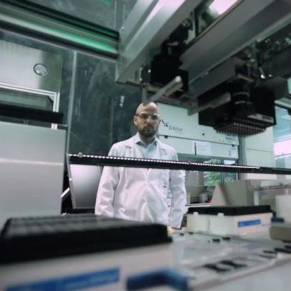 Tecnología de vanguardia en el Laboratorio de Biología