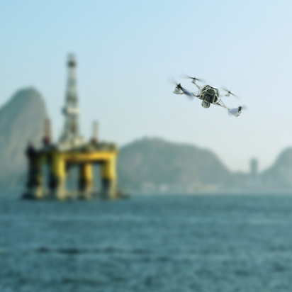 Drones: alta tecnología al servicio de la seguridad