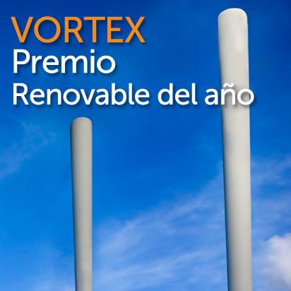 El aerogenerador sin aspas, premio renovable del año
