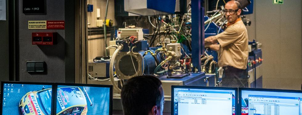 Laboratorio de Motores
