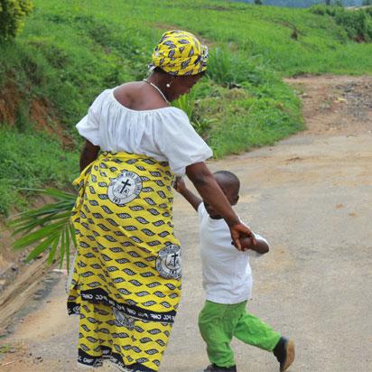 Idiwaka, ayuda a África en Más que palabras