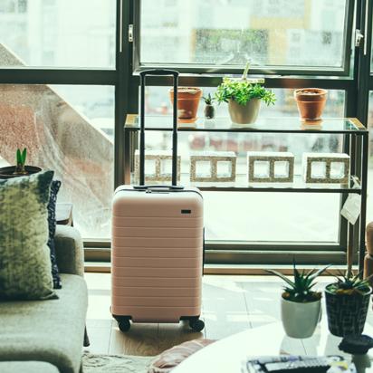 Prepara la maleta con la mayor seguridad